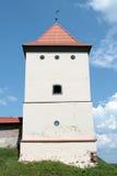 Lubcha Castle στη Λευκορωσία Στοκ Φωτογραφίες