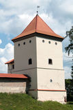 Lubcha Castle in Belarus Stock Photography