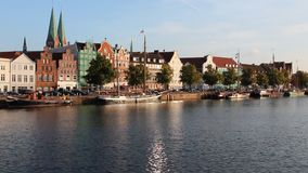 Lubeck stock footage