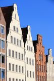 Lubeck architecture Stock Images
