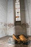 Lubeck church Royalty Free Stock Photos