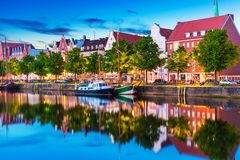 Free Lubeck, Germany Stock Photos - 45988863