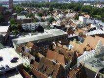 Lubeck, Niemcy Obrazy Royalty Free