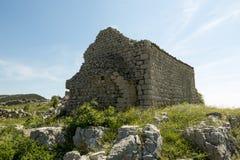 Lubenice in Insel Cres in Kroatien Lizenzfreies Stockfoto