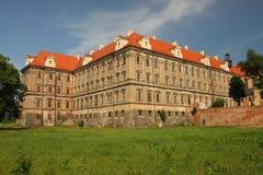 Lubensis Abtei - seitlicher Flügel Lizenzfreies Stockbild
