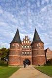 Lubeque, Alemanha Imagem de Stock Royalty Free