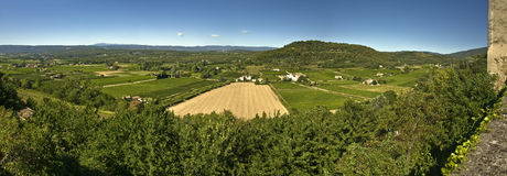 Luberon Stock Photography