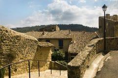 Luberon,普罗旺斯,法国 免版税库存图片