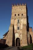 Lubert castle in Lutsk Royalty Free Stock Image