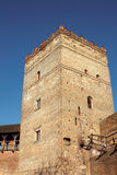 Lubert castle in Lutsk Stock Photography