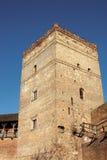 Lubert castle in Lutsk stock photography