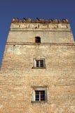 Lubert castle in Lutsk Stock Images