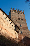Lubert castle in Lutsk Stock Photo