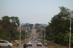 Lubiri Mengo Palace in Kampala Royalty Free Stock Photo