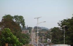 Lubiri Mengo Palace in Kampala Royalty Free Stock Photography