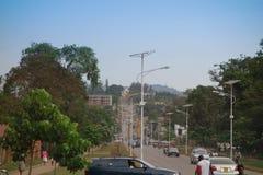 Lubiri Mengo Palace in Kampala Royalty Free Stock Images