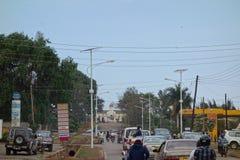 Lubiri Mengo Palace in Kampala Royalty Free Stock Photos