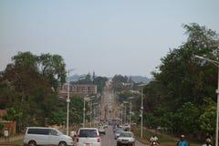 Lubiri Mengo Palace in Kampala Royalty Free Stock Image