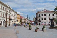 Lublin 1 Zdjęcie Royalty Free