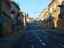 Lublin Imagem de Stock