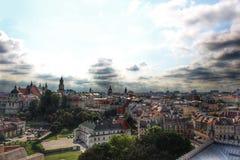Lublin Στοκ εικόνα με δικαίωμα ελεύθερης χρήσης