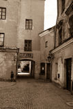 Lublin. City of Lublin in Poland on summer Royalty Free Stock Photo