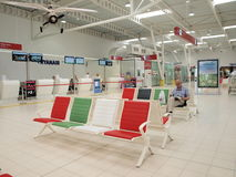 Lublin airport, Poland Stock Photo