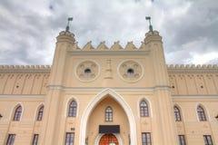 Lublin Castle Stock Photo