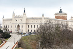 Lublin Castle Stock Images