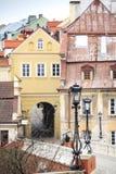Lublin city center, Poland Royalty Free Stock Photo