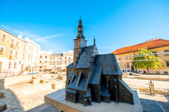 Lublin city Royalty Free Stock Images