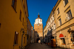 Lublin city Royalty Free Stock Photography