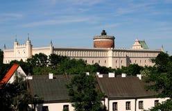 Lublin,Poland: Lublin Castle Stock Photos