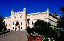 Lublin, Poland: Lublin Castle Royalty Free Stock Photos