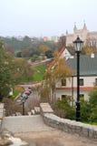 Lublin, Polen Stockbild