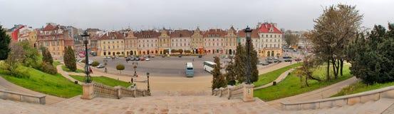 Lublin, Polen Stockfotografie