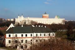 Lublin Royal Castle   Trinity Chapel Poland Stock Photography
