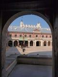 Lublin-Schloss, Polen Lizenzfreies Stockbild
