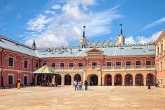 Lublin slott Arkivbilder