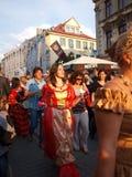 lublin wielka kuglarska parada Poland Zdjęcia Royalty Free