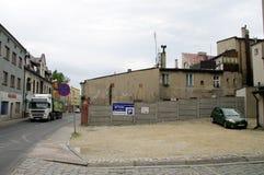 LUBLINIEC, POLSKA obraz stock