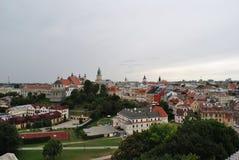 Lublino 3 Fotografie Stock