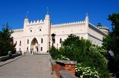 Lublino, Polonia: fotografia stock libera da diritti
