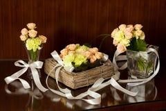 Ślubna dekoracja Fotografia Stock