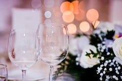 Ślubna dekoracja Obrazy Royalty Free