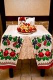 Ślubne dekoracje zdjęcie royalty free