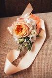 Ślubne dekoracje Fotografia Royalty Free
