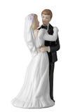 Ślubne lale Zdjęcia Stock