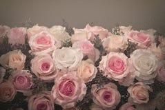 Ślubni bukietów kwiaty fotografia royalty free