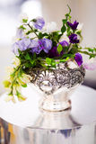 Ślubni kwiaty Zdjęcia Stock